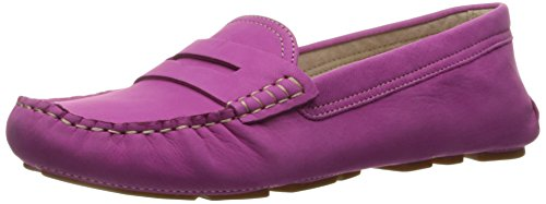 Women's Edelman Penny Sam Loafer Pink Hot Filly tqT0nndwx5