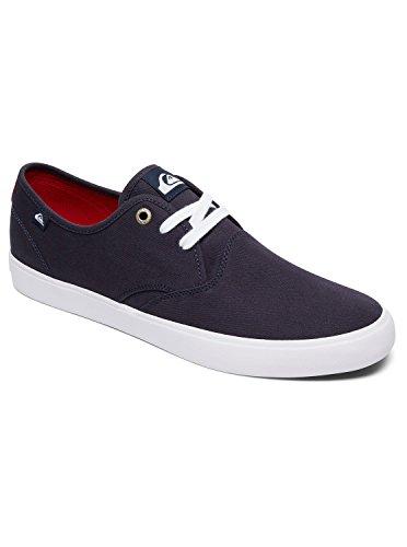 Quiksilver Herren Chaussures Haut Shorebreak Bas Bleu / Rouge Blanc