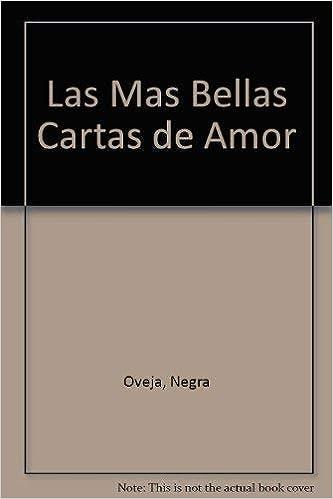 Las Mas Bellas Cartas de Amor: Amazon.es: Negra Oveja: Libros