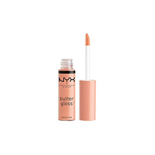 Beauty Butter Gloss Lip Cream Lipstick Paint Net Wt 0.27 fl oz / 8 ml BeutiYo + FREE EARRING (BLG13 : Fortune Cookie)