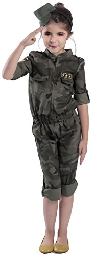 Army Style Costume (Army Costumes Girls)