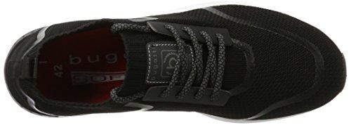 Bugatti Schwarz Herren Sneaker Schwarz Dy01616 UgqwU04z