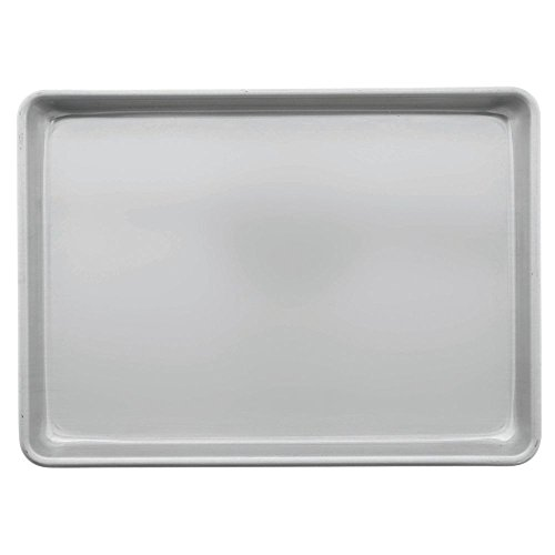 - Chicago Metallic 40455 Glazed Aluminum 1/4 Size Sheet Pan