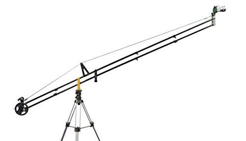 Glide Gear JB8 8FT Portable Quick 0-6lbs Video Camera DSLR Jib
