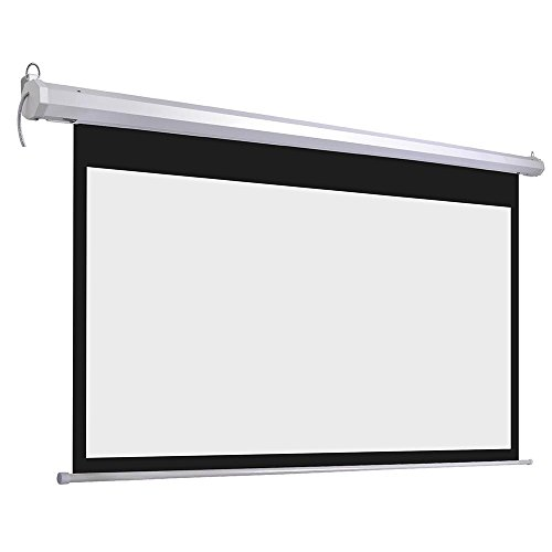 92inches Diagonal 16 Motorized Projector
