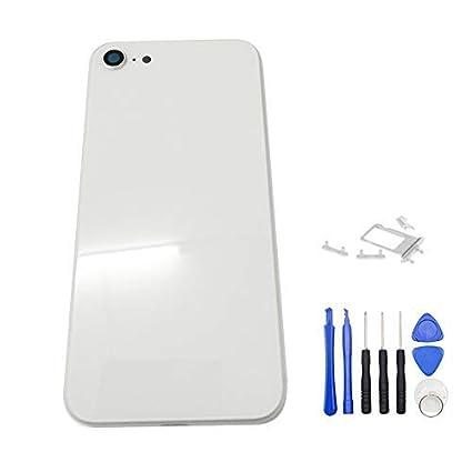Amazon.com: KarCode - Carcasa trasera para Apple iPhone 8 y ...