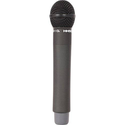 Galaxy Audio HH52 Handheld Microphone Transmitter (584-607 MHz) by Galaxy
