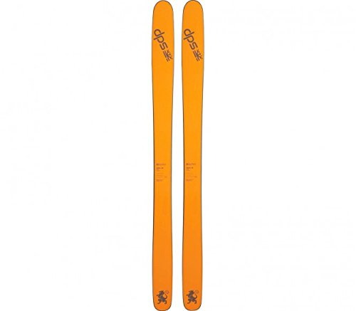 DPS Wailer 99 Pure3 Skis - Inka Orange 184cm