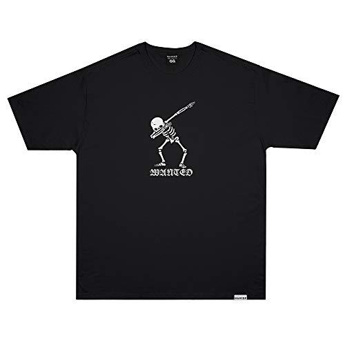 Camiseta Wanted - DAB OG Preto Cor:Preto;Tamanho:M