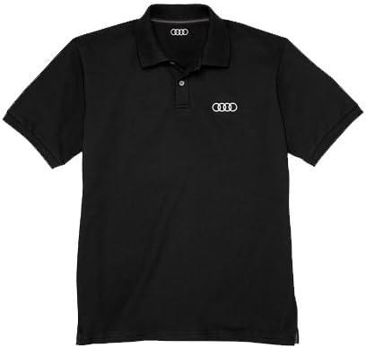 Audi 3131402603 Polo para Hombre, Talla M, Negro: Amazon.es: Coche ...