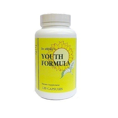 Dr Shealy's Youth Formula (120 (Glucan 1000 Mg 60 Capsules)