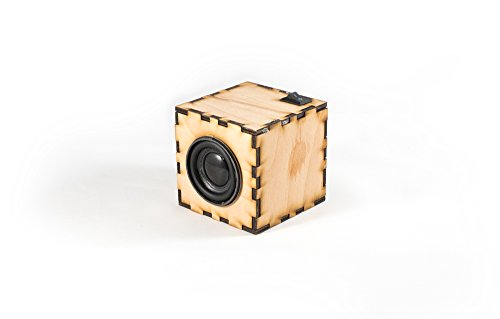 DIY Bluetooth Speaker Cube Kit   Build Your Own Portable