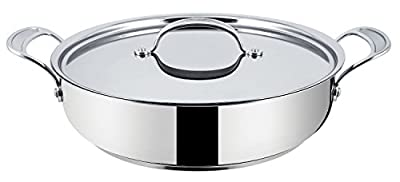 Tefal Jamie Oliver Professional E80399 Induction Wave Serving PaN 30 CM by Tefal