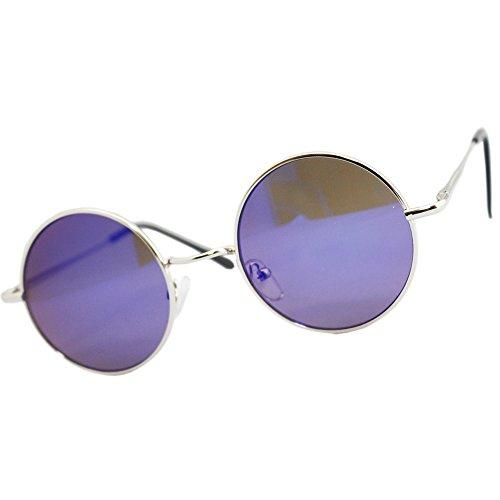 Eight Tokyo Japan Quality Round Mirror Sunglasses UV protection - Japan Sunglasses