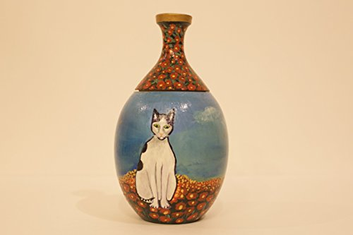 Pet Urn ''Cat'' by MacaronEtMimosa