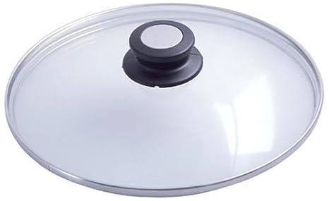 De Buyer 4112.14 Choc - Tapa de cristal para cacerolas ...
