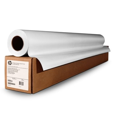 Price comparison product image HP White Satin Poster Paper 42in x 200ft