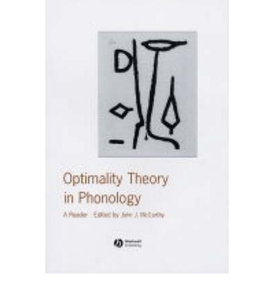 Download [(Optimality Theory in Phonology: A Reader)] [Author: John J. McCarthy] published on (October, 2003) ebook