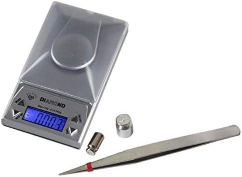 10/20/50G 0.001g LCD Digitale Waage Schmuck Lab Gold-Herb Gleichgewicht Gewicht Gramm Silber