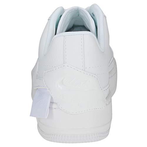 NIKE Black Basse Bianco Scarpe Ginnastica White 001 White W Donna Af1 XX da Jester 7x7qraU