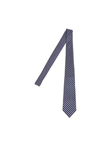 Kiton Men's Cravatta7 Blue Tie by Kiton