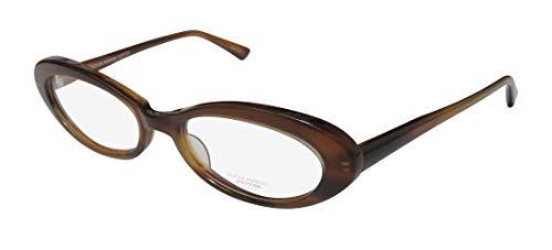 Oliver Peoples Dexi Womens/Ladies Cat Eye Full-rim Elegant Eyes In Style Eyeglasses/Spectacles (50-17-140, Brown) (Cat Eye Style Brillen)