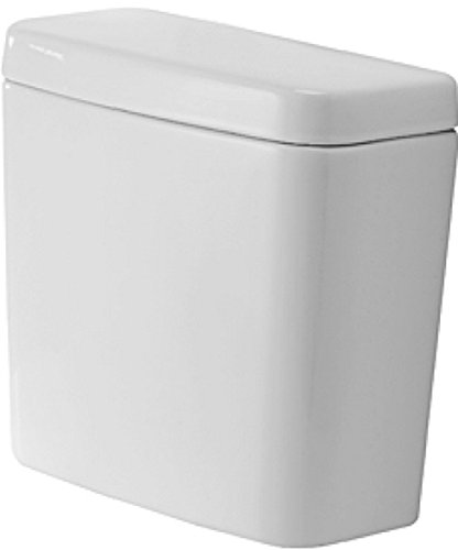 Duravit 0927200002 Cistern for D-Code Toilet by Duravit