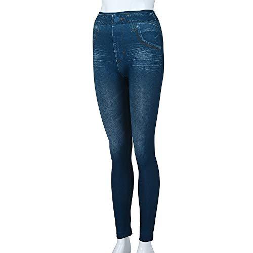 Elastique Stretch Solide Chic Skinny Jeans Pantalons Taille Automne Slim 2018 Hiver Pantalons Femme Koly Bleu Haute Moulant Pantalons Crayon Legging fit Jeans Trousers Droit Femme Dames Pants xwgvp7pIaq