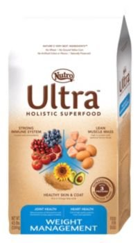 Nutro Ultra Weight Management Dry Dog Food 30lb, My Pet Supplies