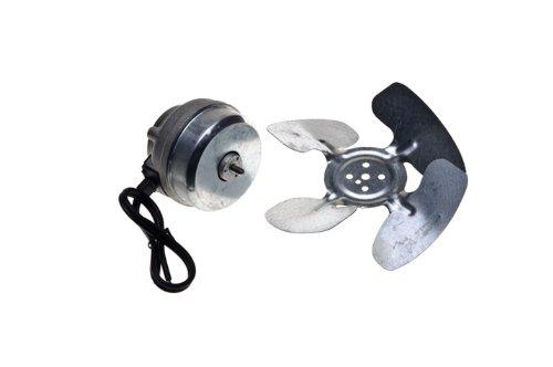GENUINE Whirlpool 833697 Refrigerator Condenser Motor (Whirlpool Replacement Fan Motor)