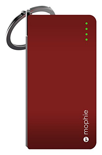 watch 73861 1d33d mophie Powerstation Reserve with Micro USB Connector (1,300mAh) - Red