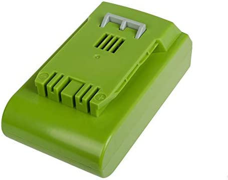 GC® (2Ah 24V Li-Ion Cells) 29852 Replacement Battery Pack for GreenWorks Power Tools, Garden Electric Tools