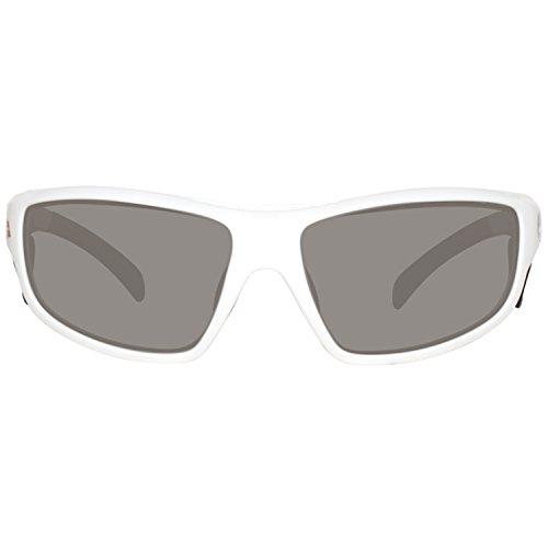 6421D Sol Hombre Smoke Polarized 64 TB2149 de Gafas White para Timberland qfIwp5x