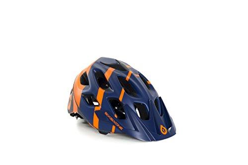 661 Recon Helmet (Navy/Orange, Large/X-Large)