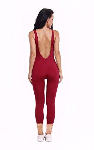 Falda e invierno movimiento 3 sólido vendaje color Señoras redF4 avance golpeó vestido de otoño el noche de 6056wine HDYS de xwPqvFY66