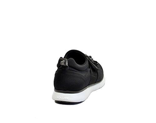 Hogan Sneakers Donna HXW2540X690C95B999 Tessuto Nero