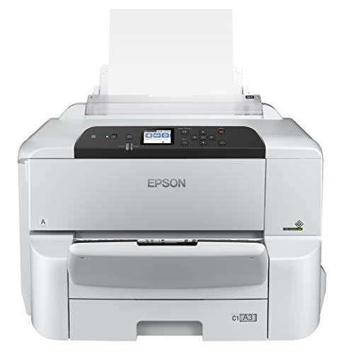 Epson Workforce Pro WF-C8190 A3 Color Printer (Best A3 Colour Printer)