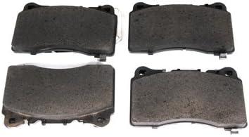 ACDelco 171-0684 GM Original Equipment Front Disc Brake Pad Set