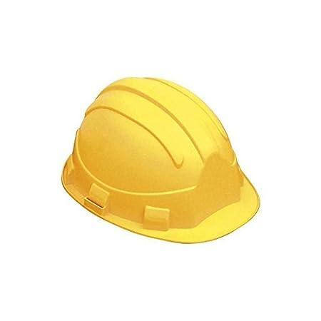 P'TIT Clown re60330 - Petit Casque de chantier jaune, ENFANT, plastique Peltor G22CGU