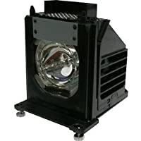 Electrified 915P061010-ELE1 Replacement Lamp with Housing for WD-57733 WD57733 Mitsubishi Televisions
