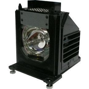 Electrified 915P061010-ELE12 Replacement Lamp with Housing for WD-Y657 for Mitsubishi Televisions (915p061010 Lamp)