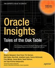 Oracle Insights Publisher: Apress