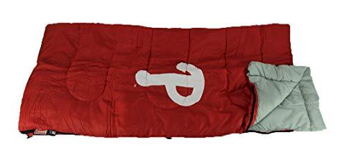 Philadelphia Phillies Mlb Baseball Stadium - Coleman MLB Philadelphia Phillies Sleeping Bag