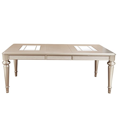 Pulaski Dynasty Rectangular Leg Table