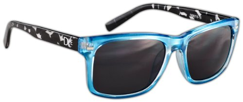 Talla Revo Blue única Transparent nbsp;Gafas multicolor nbsp;– Talla Dice Transparent Unisex Sol Black de Blue x80CCYqw