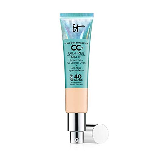 It Cosmetics CC Matte Cream Medium 1.08 fl oz
