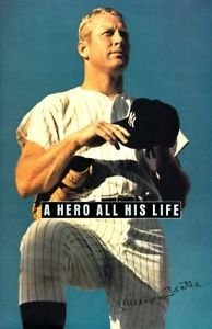Mantle David (A Hero All His Life: Merlyn, Mickey Jr., David, and Dan Mantle : A Memoir by the Mantle Family)