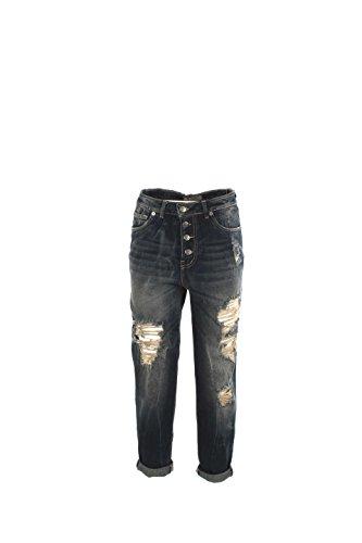 Jeans Donna Kontatto L Denim Tt4019 Autunno Inverno 2016/17