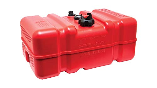 Below Deck Fuel Tank - Moeller 9-Gallon Portable Fuel Tank