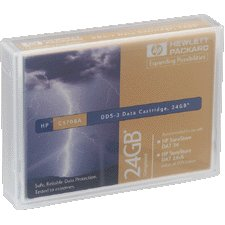 HP Hewlett Packard C5708A DDS-3 24GB Compressed 4mm Data Cartridge Tape